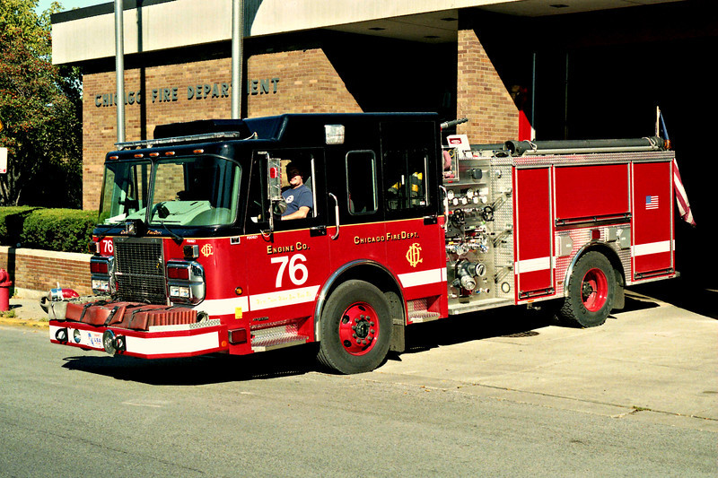 featured image Engine Company 76