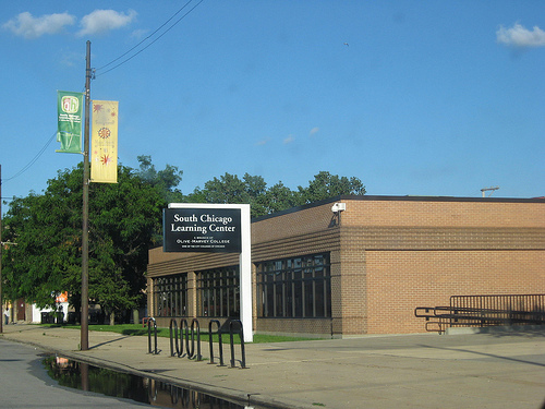 featured image South Chicago Learning Center