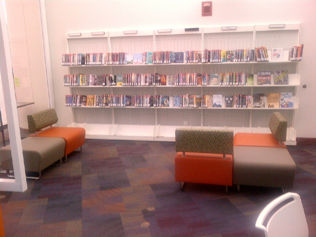 featured image Sulzer Regional Library YOUmedia Renovations