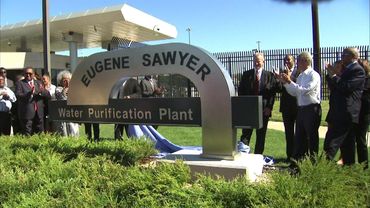 featured image Eugene Sawyer Purification Plant