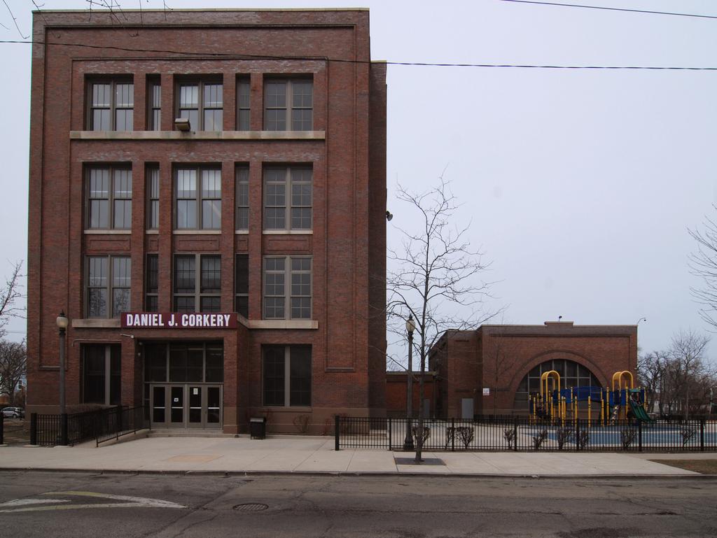 featured image Daniel J. Corkery Elementary School