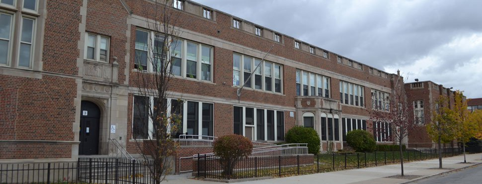 featured image Marquette Elementary School
