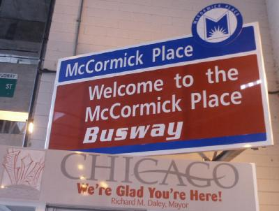 featured image Busway in the Metra Trench