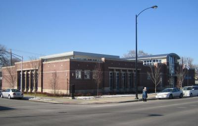 featured image Avalon Branch Library