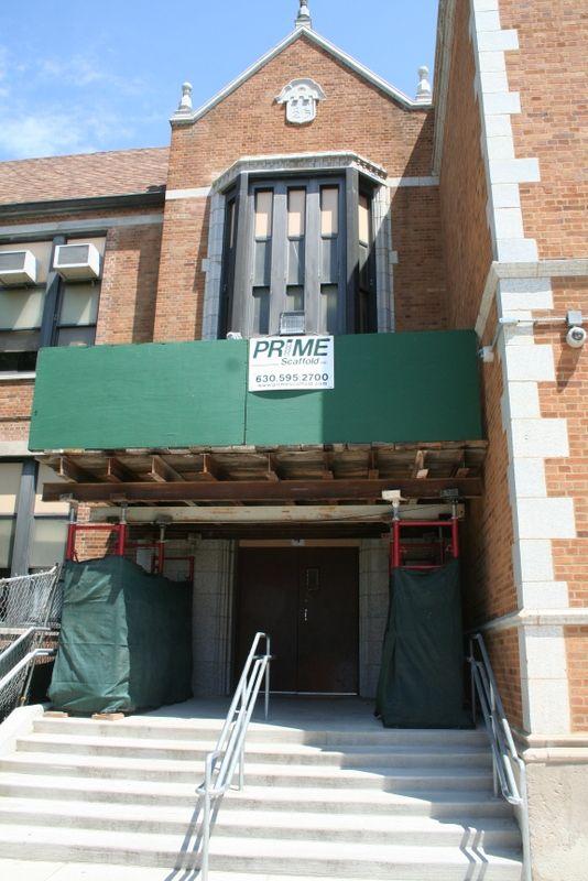 featured image Peck Elementary School Renovation