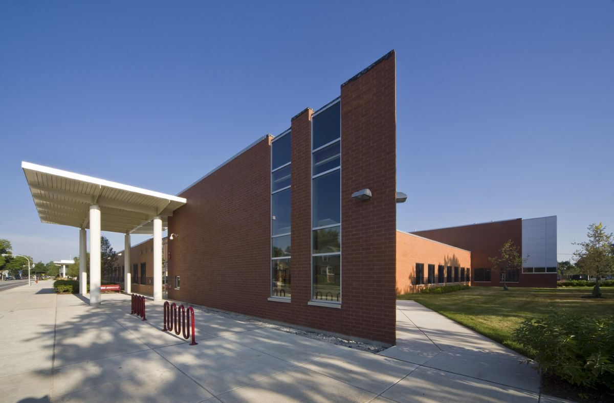 featured image Langston Hughes Elementary School