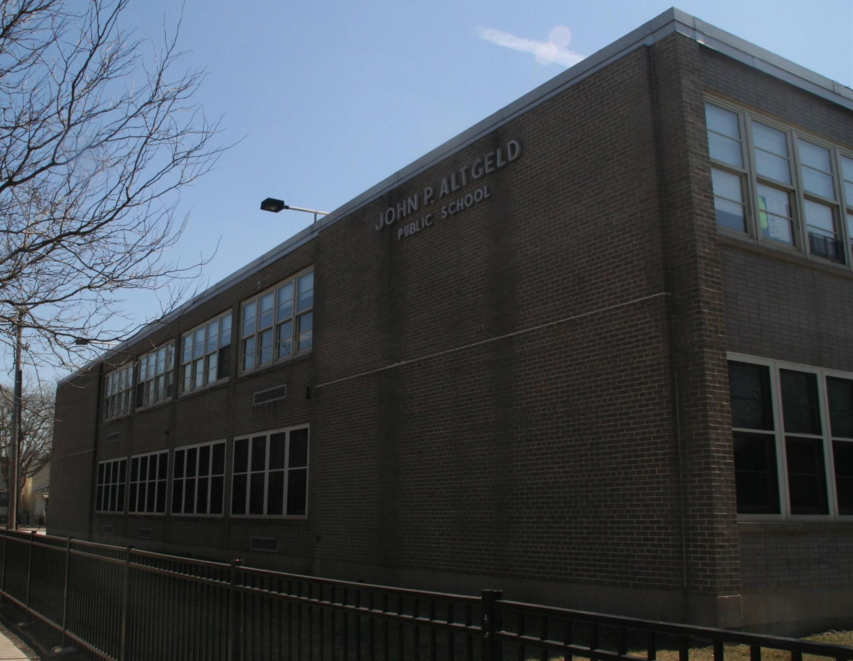 featured image John P Altgeld Elementary School