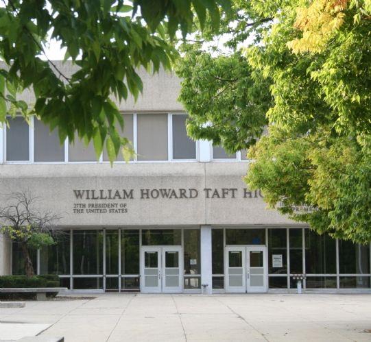 featured image William Howard Taft High School