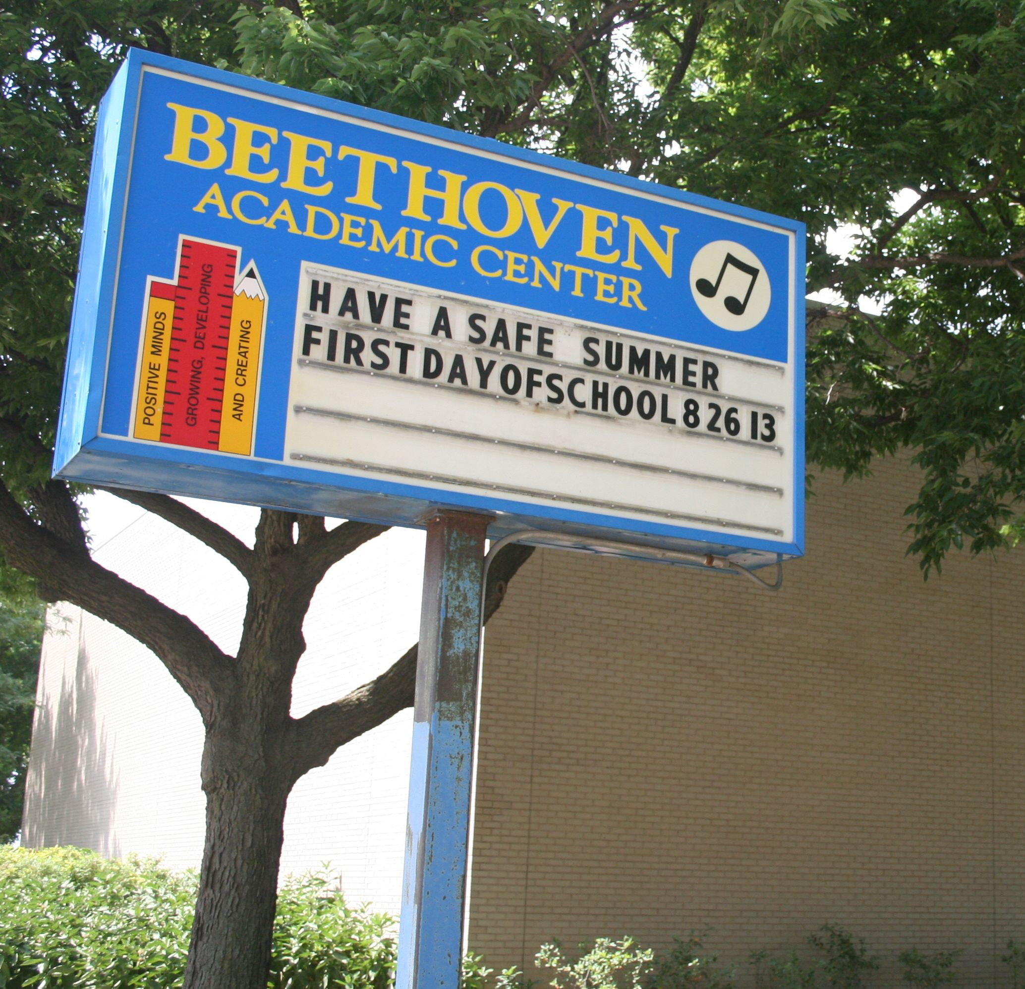 featured image Ludwig Van Beethoven Elementary School