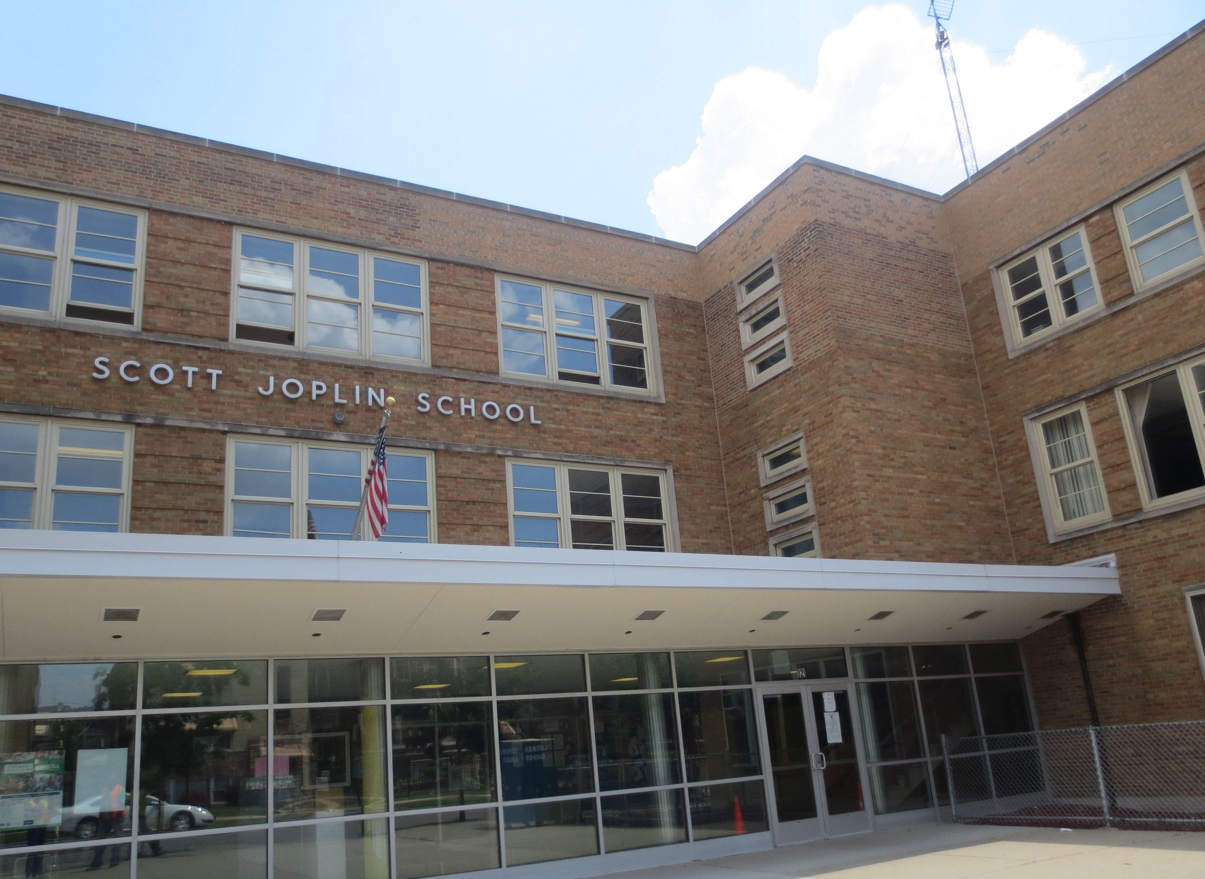 featured image Scott Joplin Elementary School