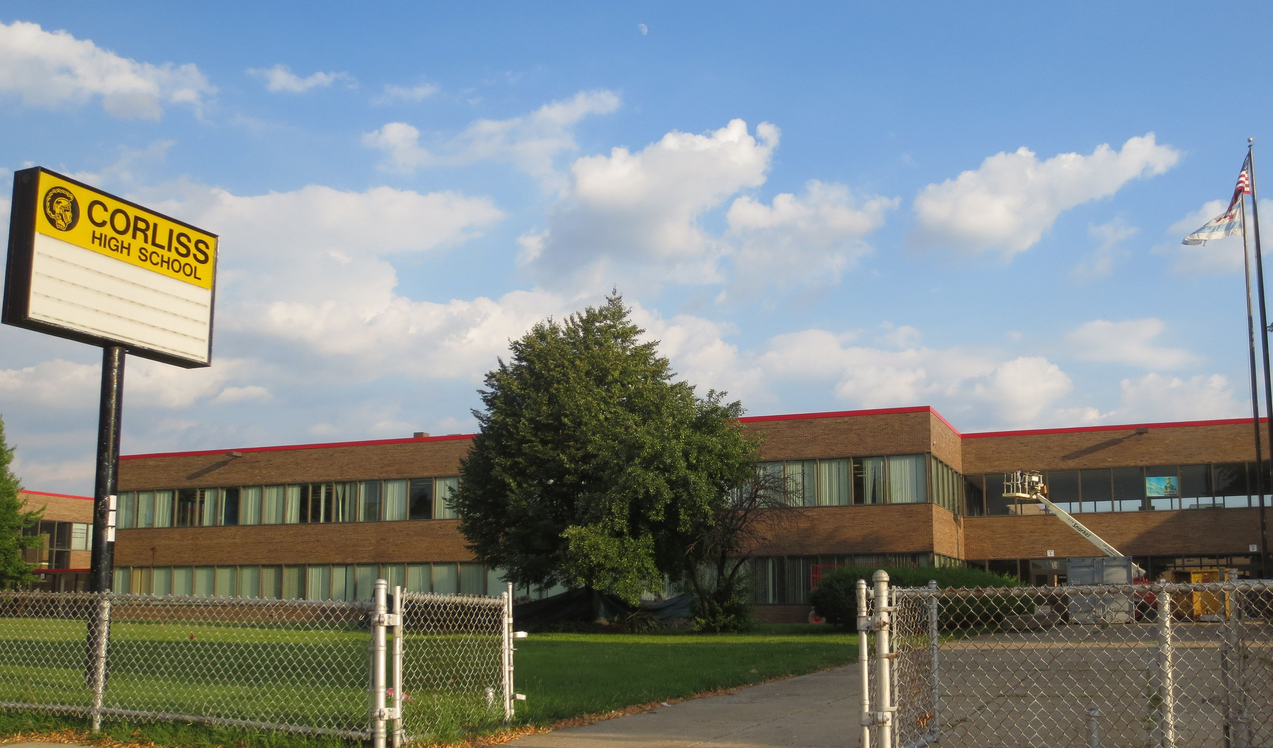 featured image George H Corliss High School