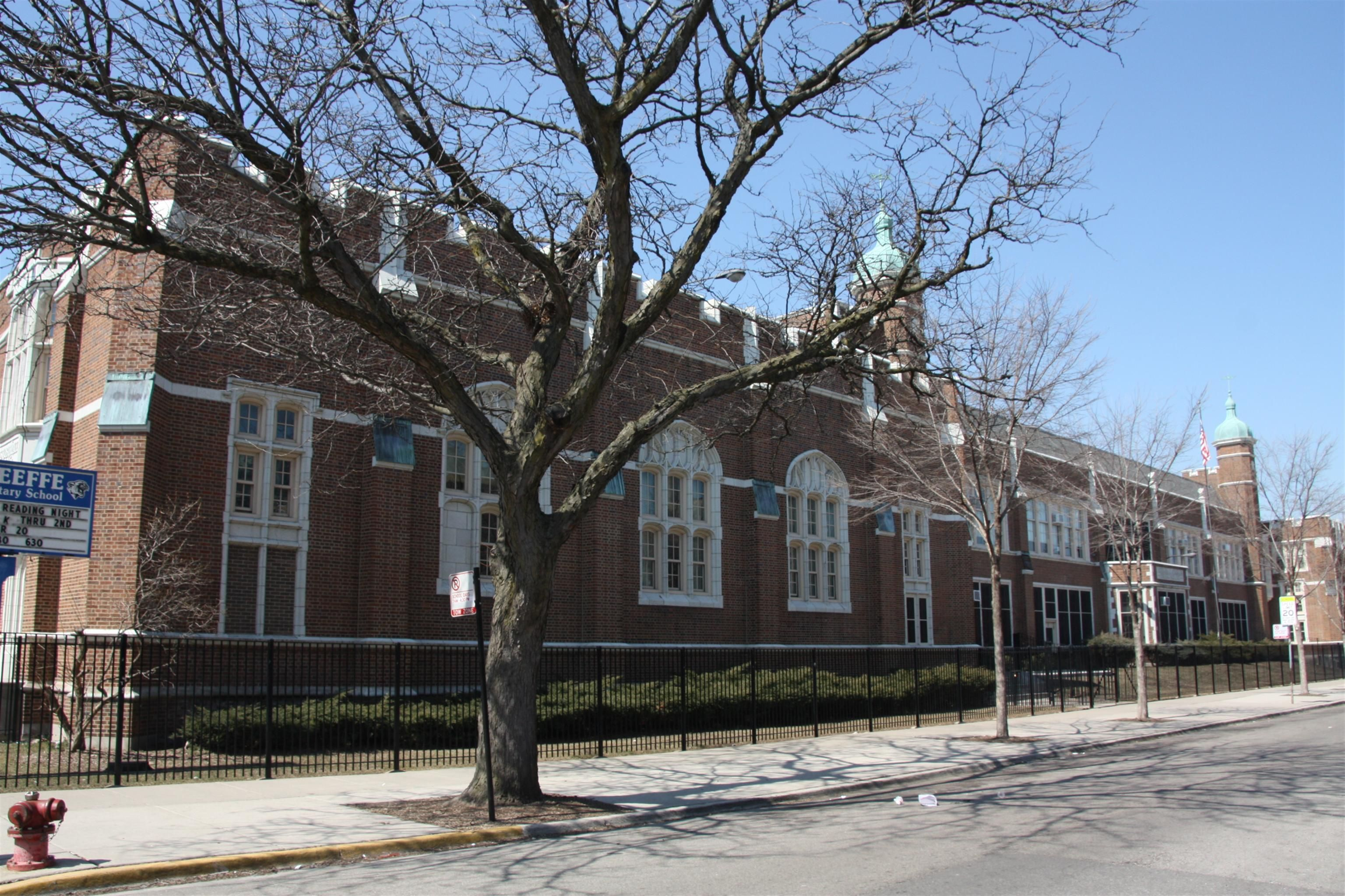 featured image Isabelle C O'Keeffe Elementary School