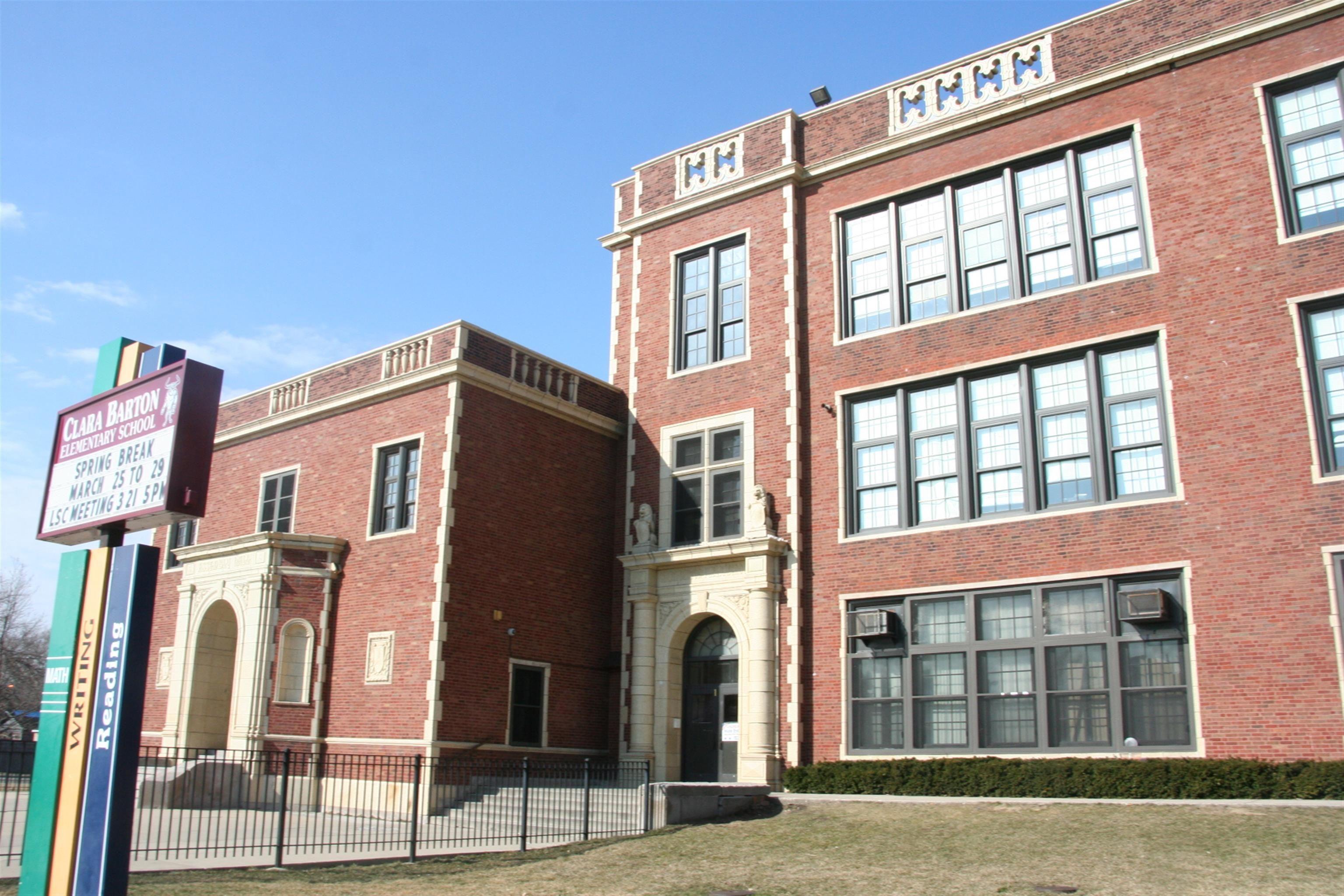 featured image Clara Barton Elementary School