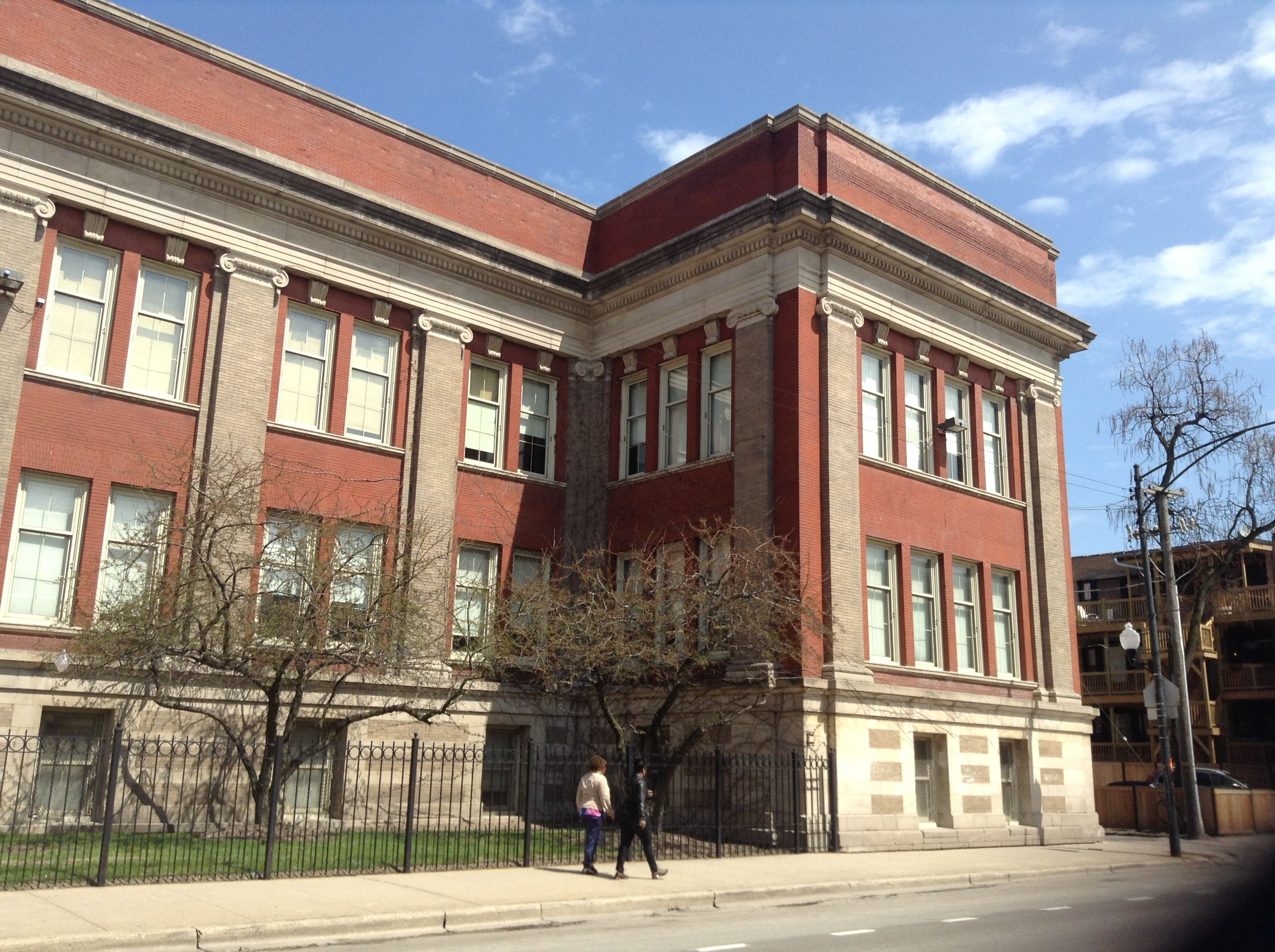 featured image Lincoln Park High School