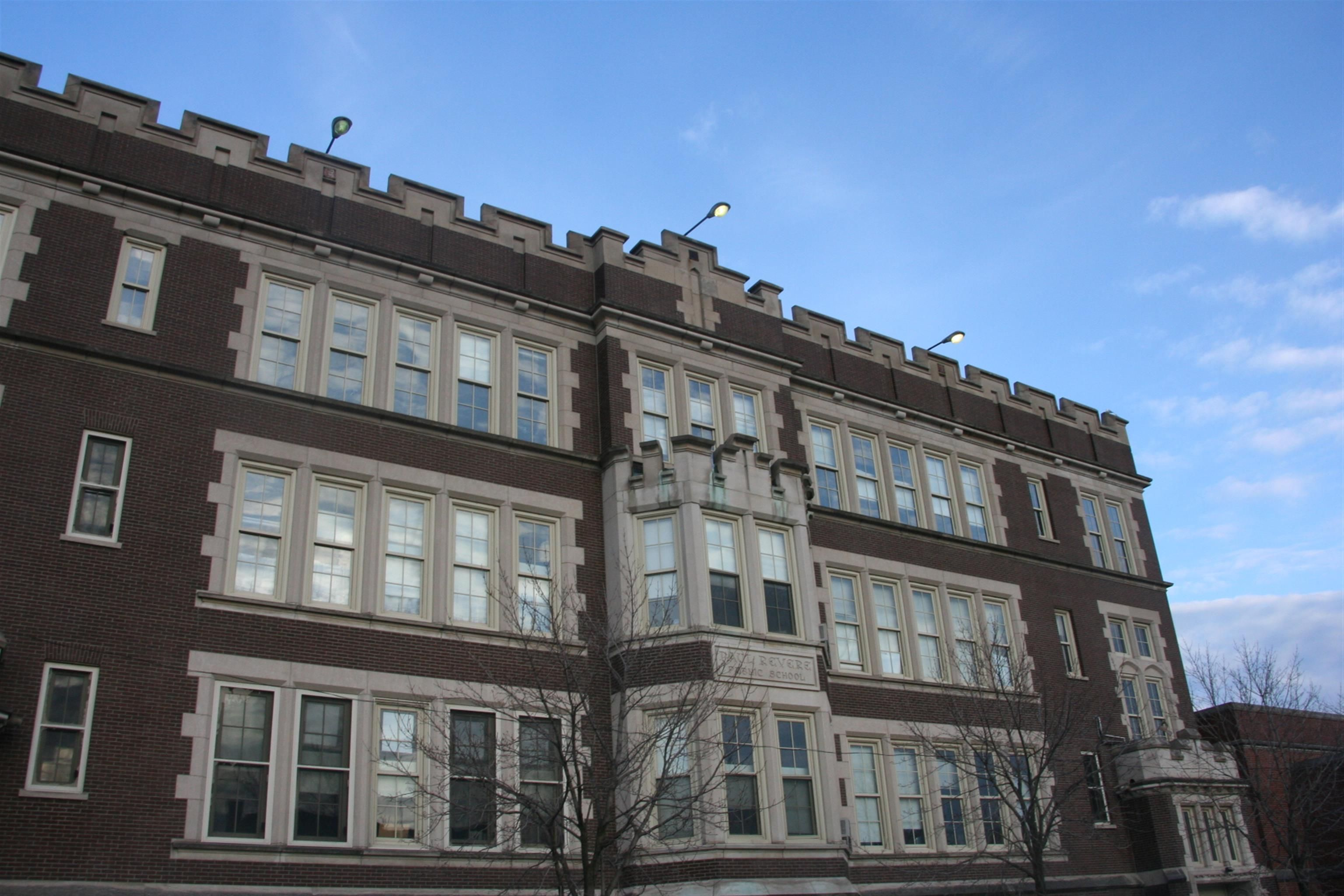 featured image Paul Revere Elementary School