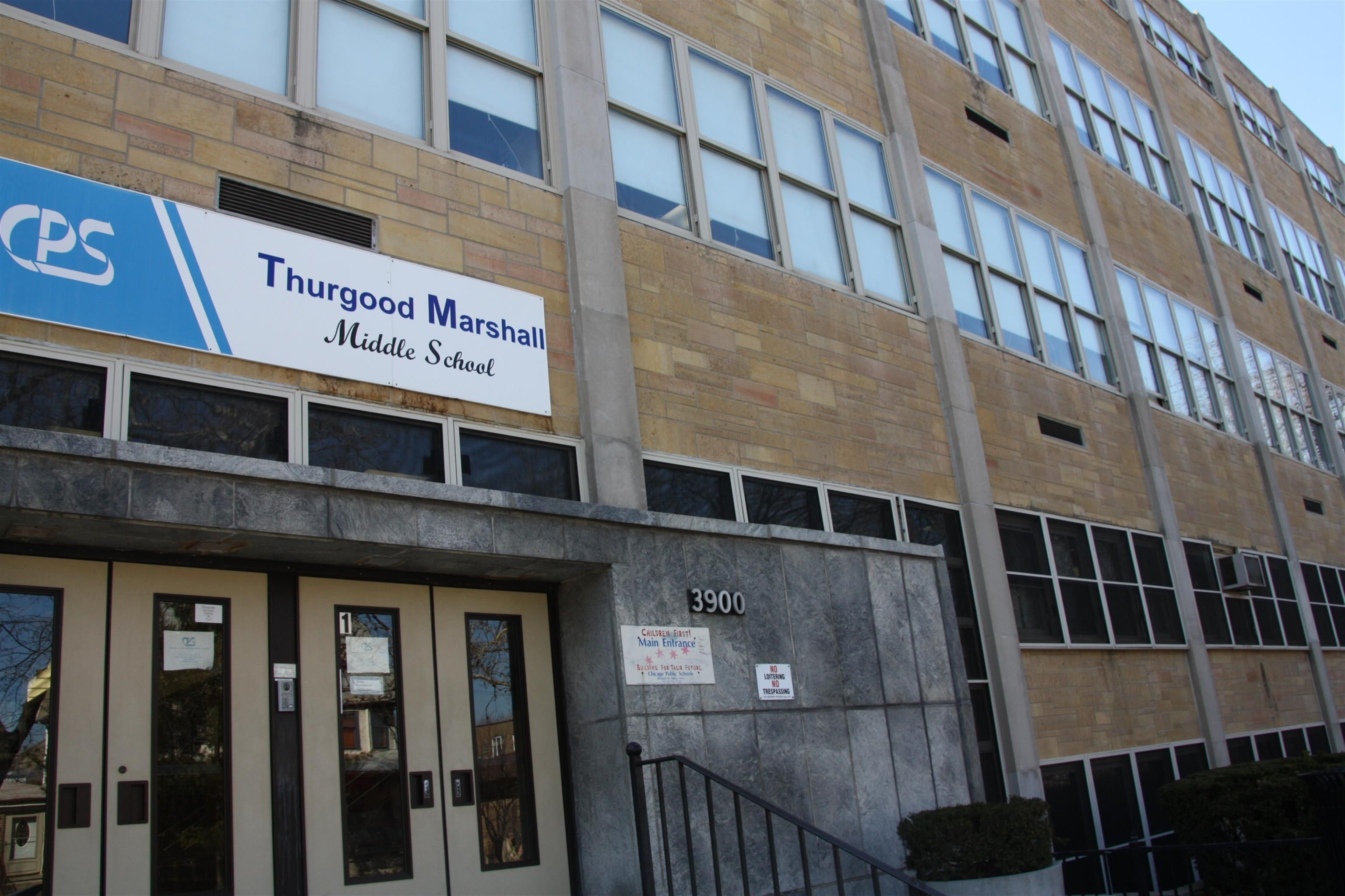 featured image Thurgood Marshall Middle School