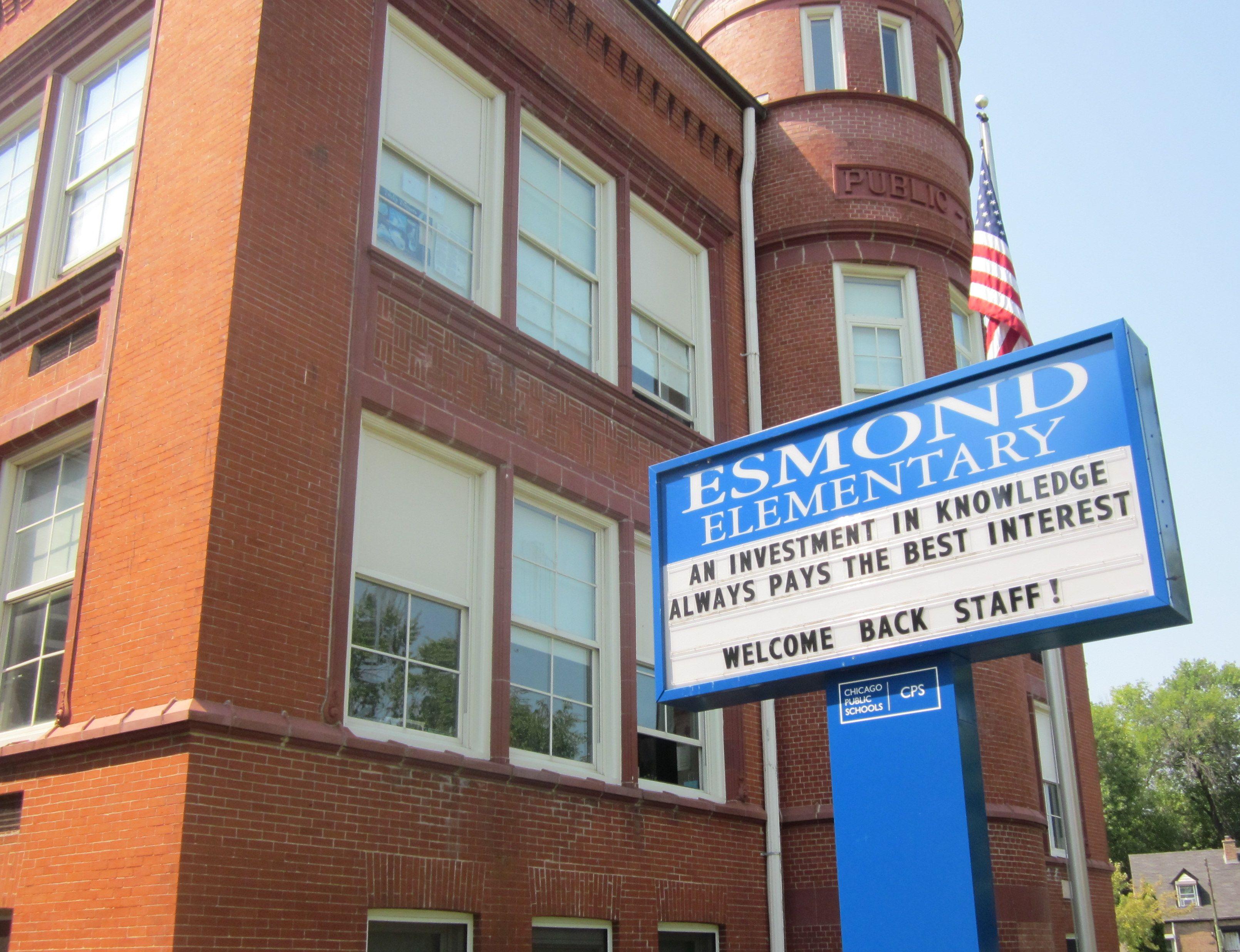 featured image Esmond Elementary School
