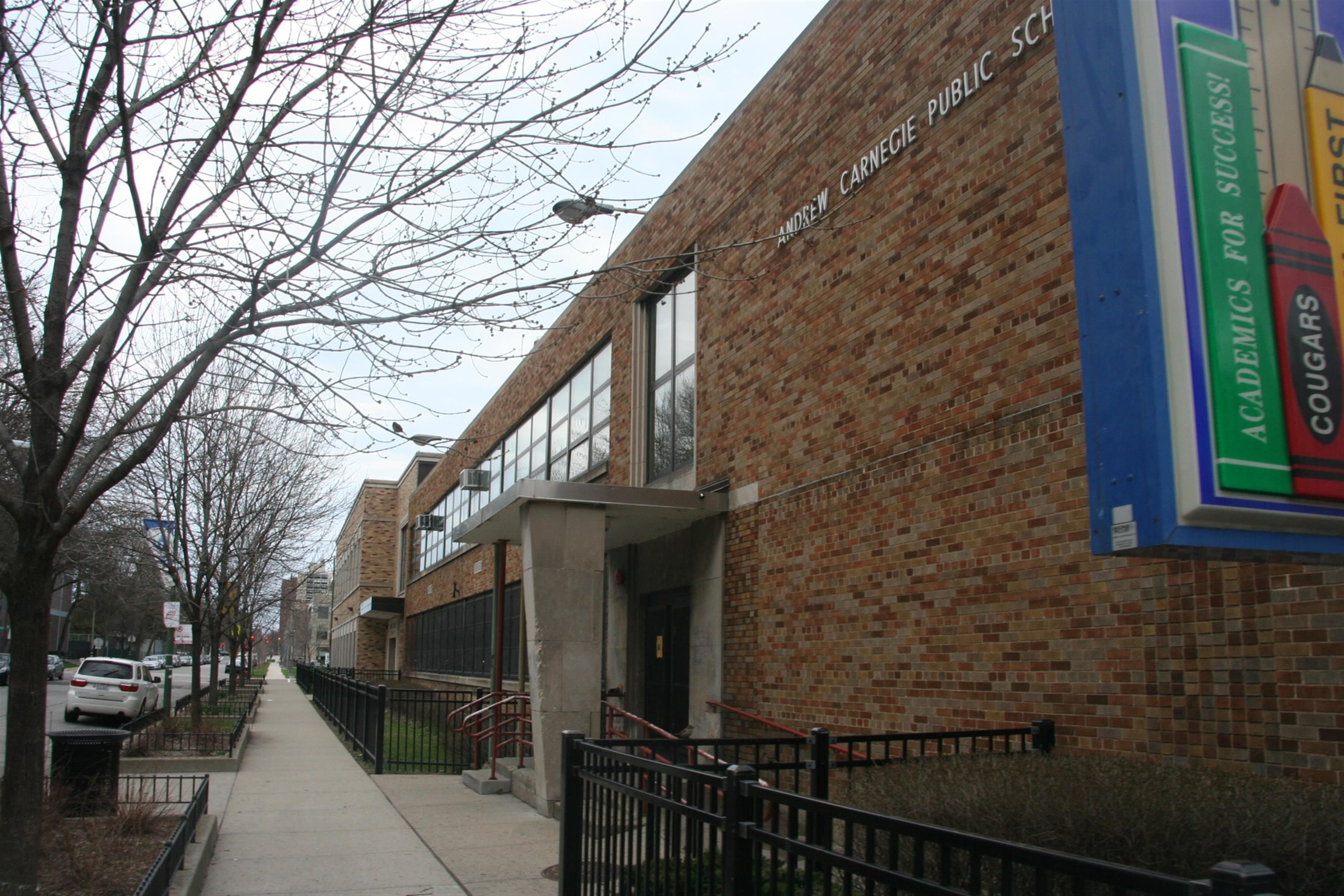 featured image Andrew Carnegie Elementary School