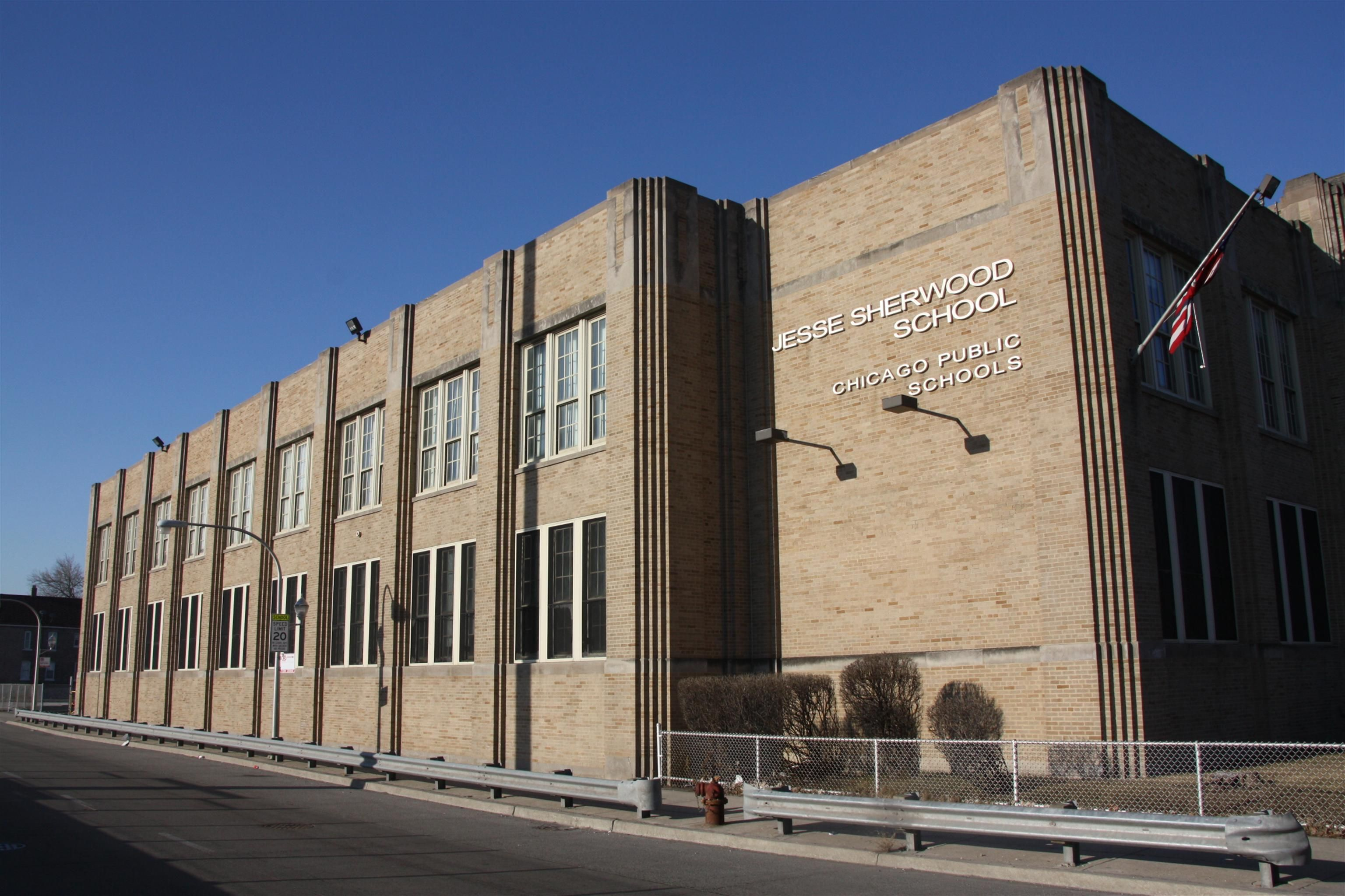 featured image Jesse Sherwood Elementary School