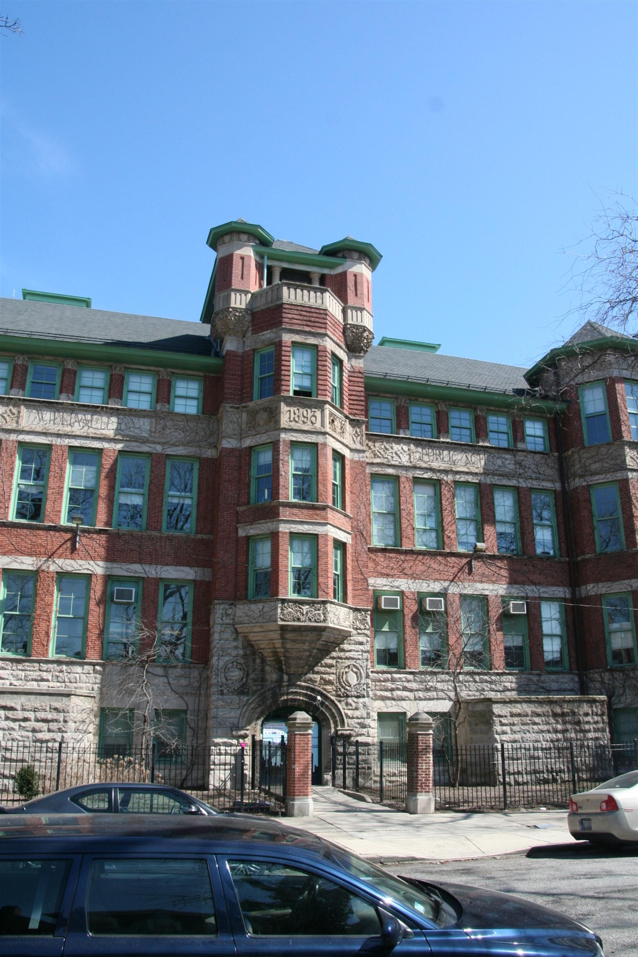 featured image William H Ray Elementary School
