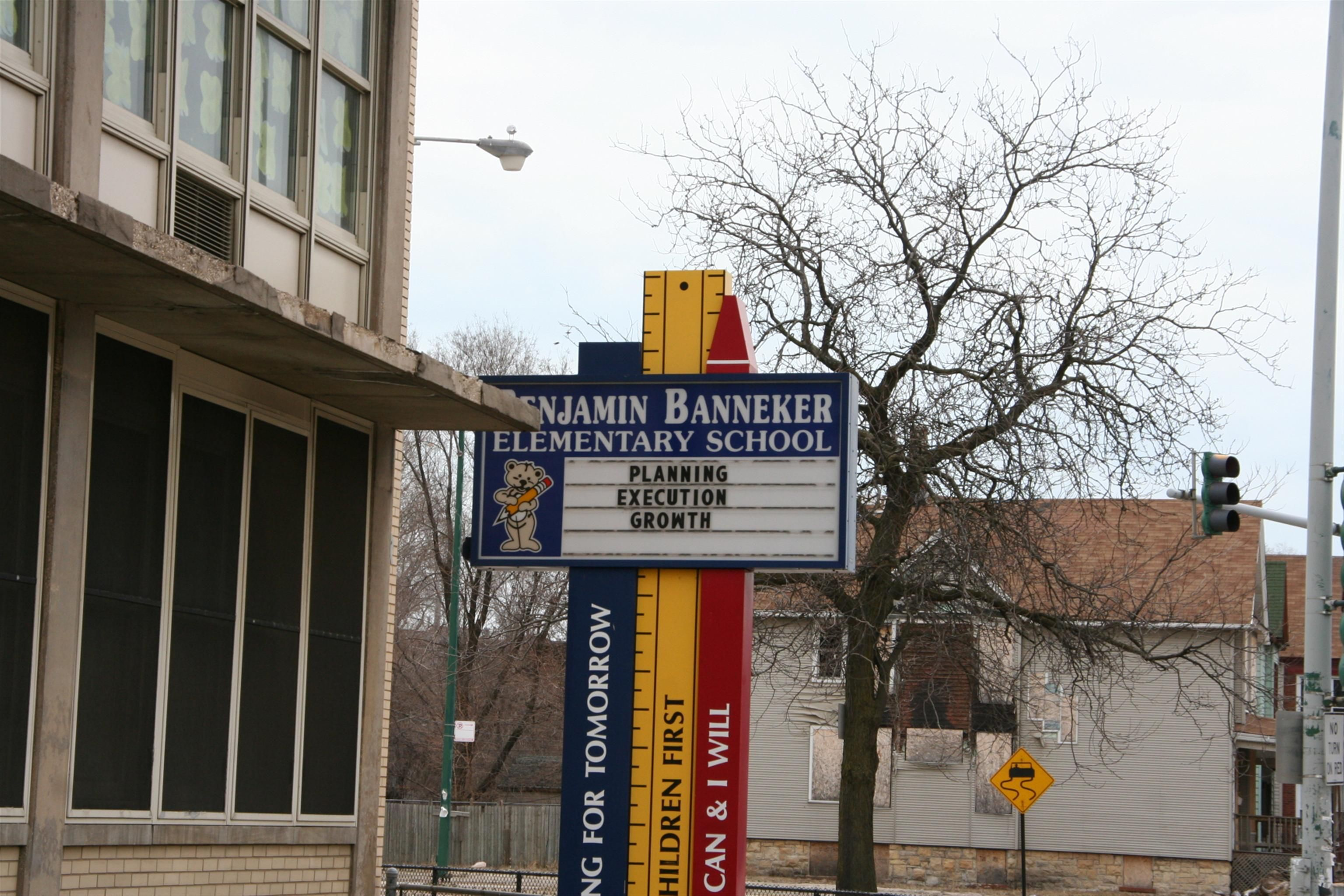 featured image Benjamin Banneker Elementary School