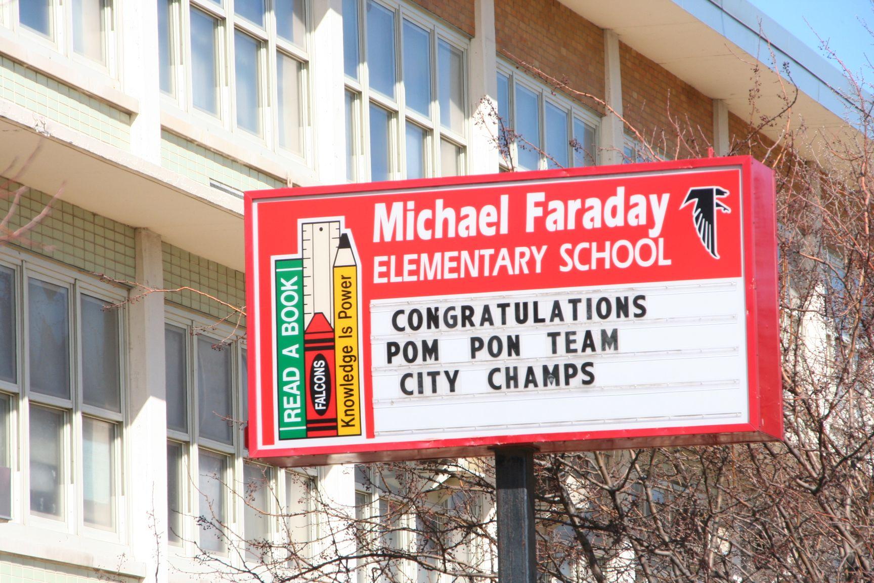 featured image Michael Faraday Elementary School