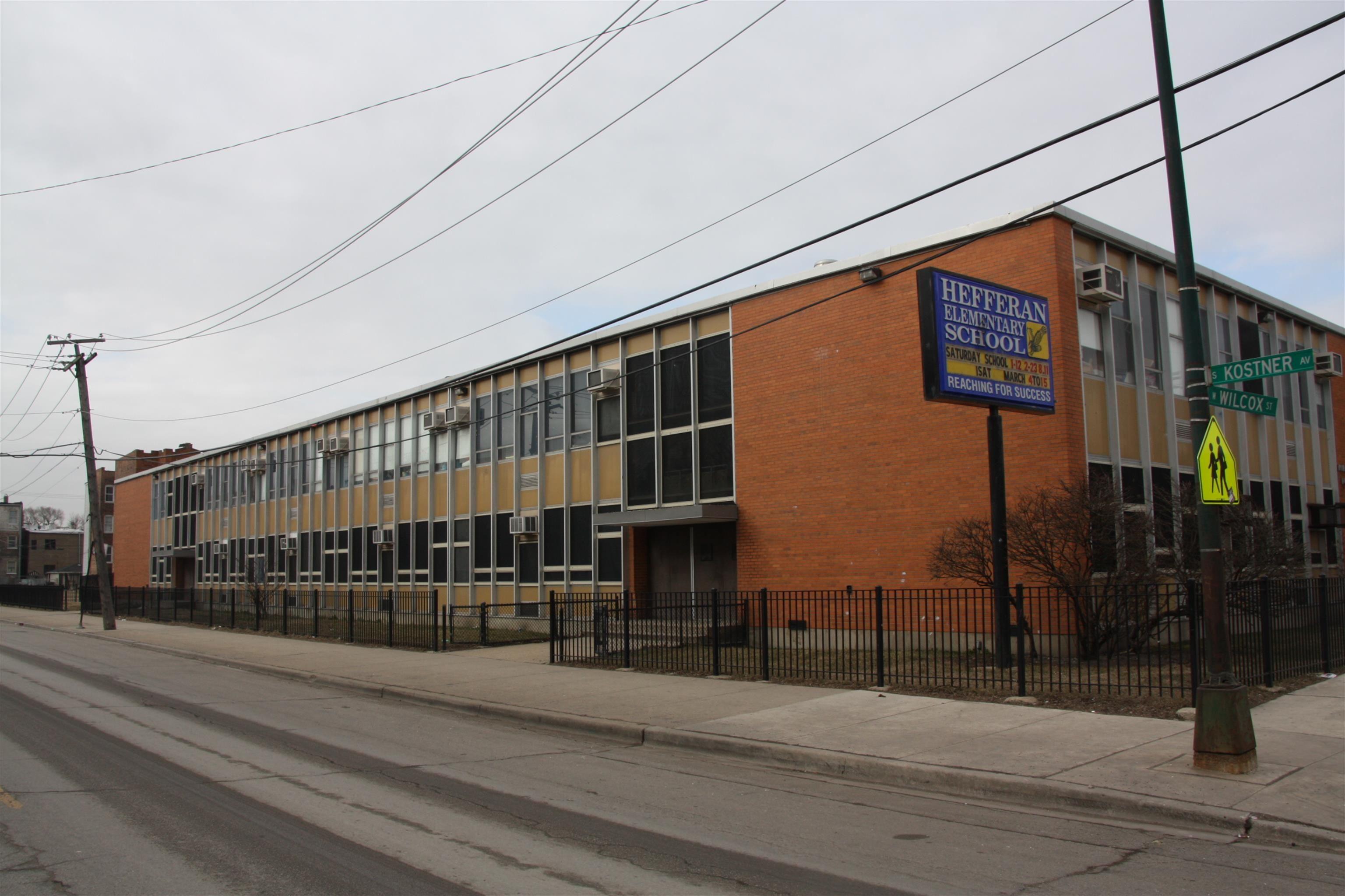 featured image Helen M Hefferan Elementary School