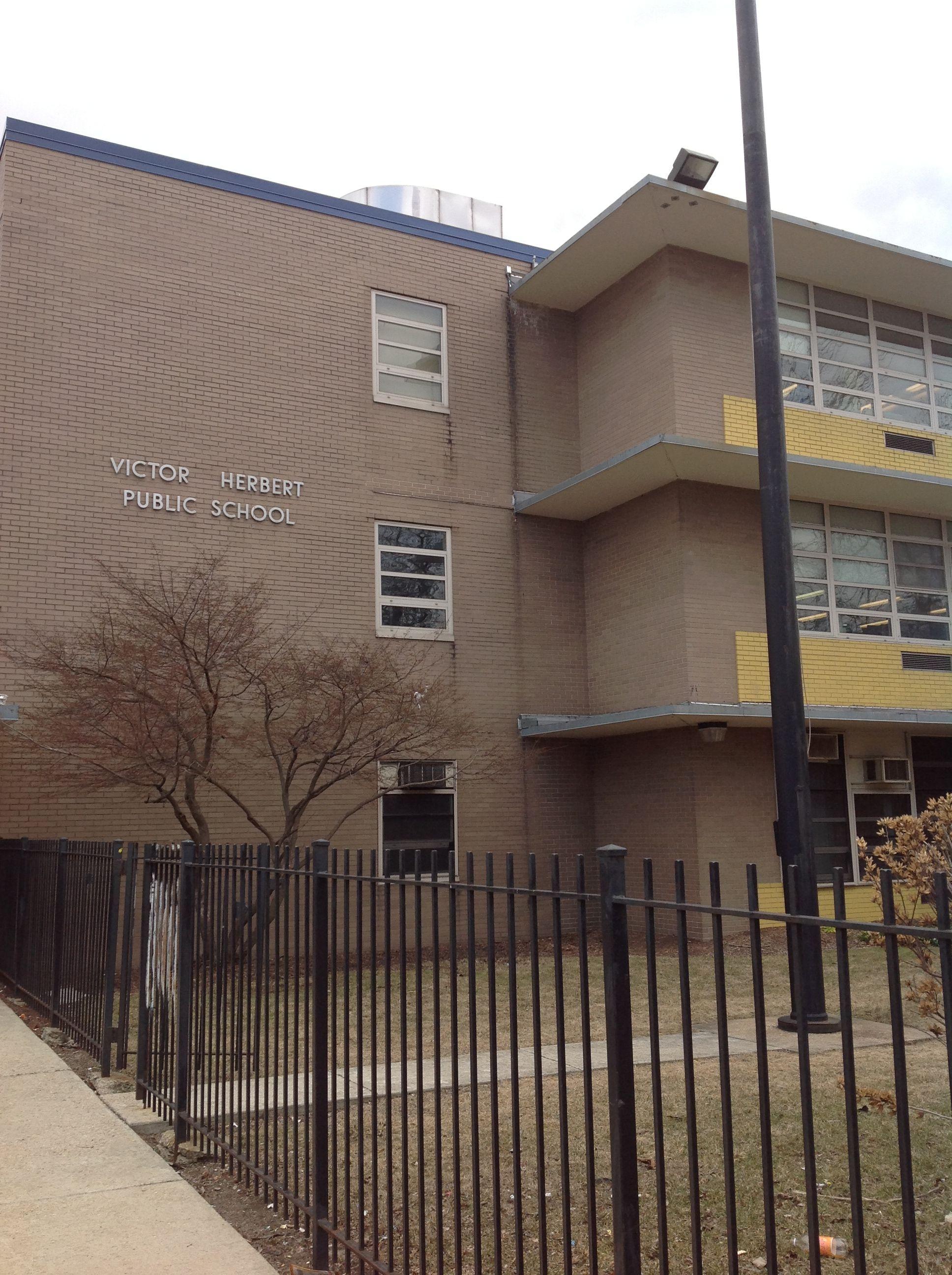 featured image Victor Herbert Elementary School