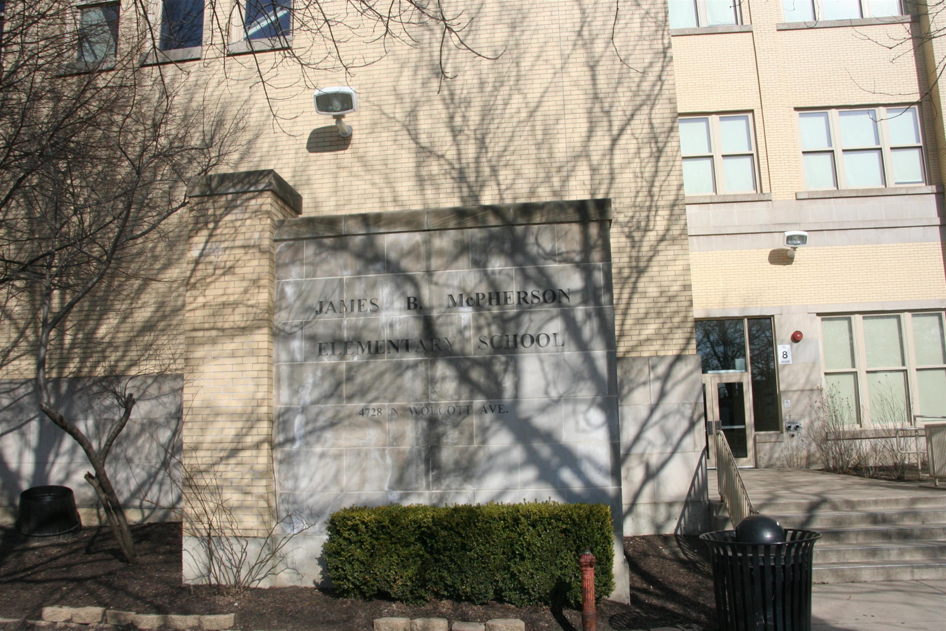 featured image James B McPherson Elementary School