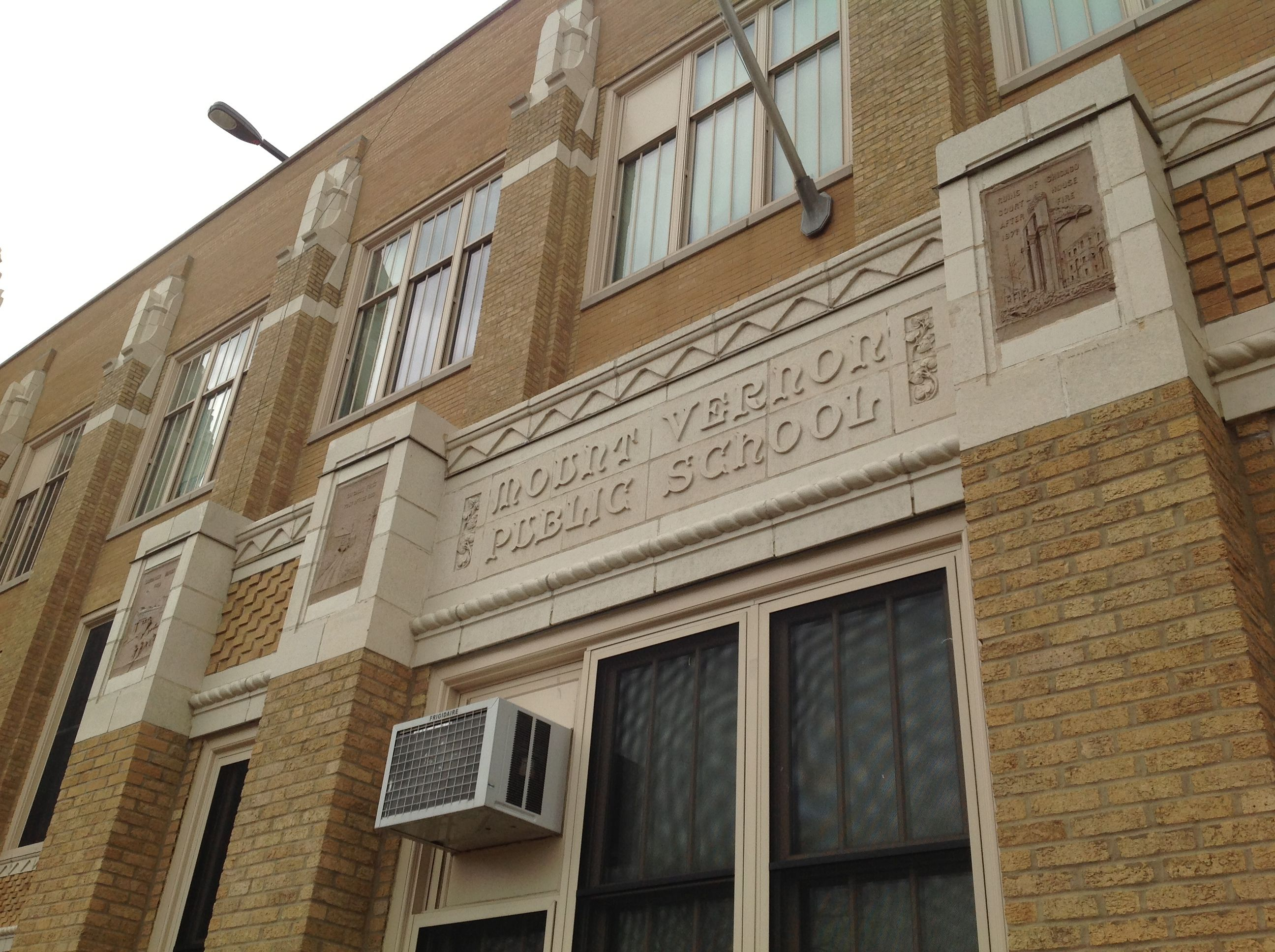 featured image Mount Vernon Elementary School