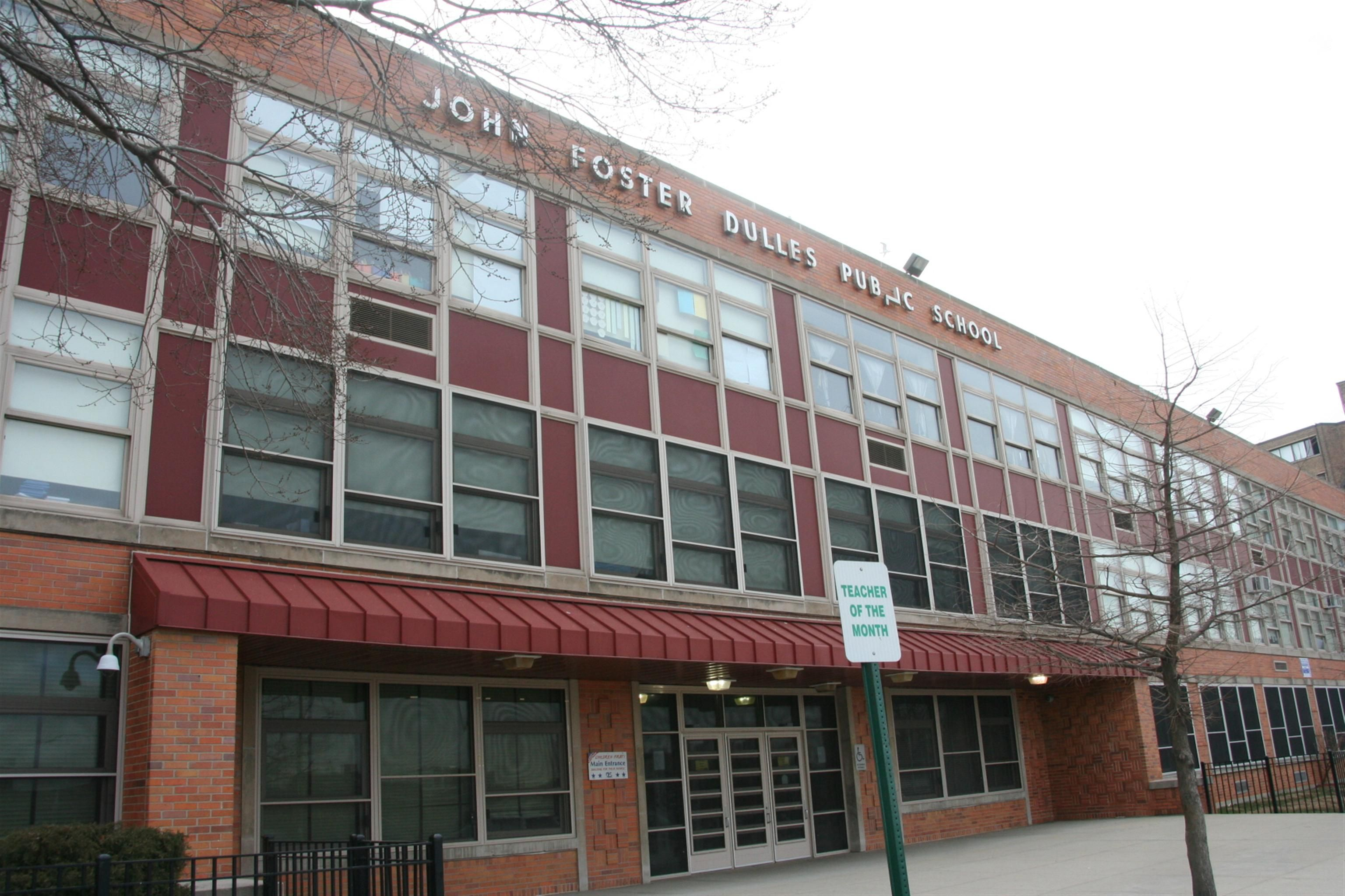 featured image John Foster Dulles Elementary School