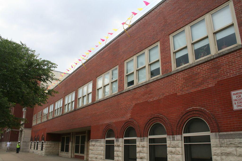 featured image Charles G Hammond Elementary School