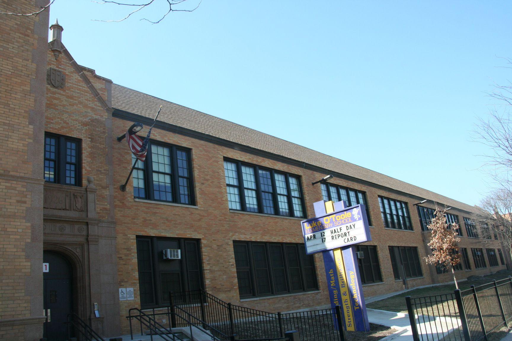 featured image Luke O'Toole Elementary School