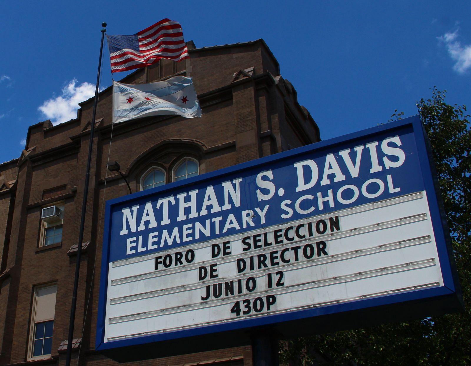 featured image Nathan S. Davis Elementary School