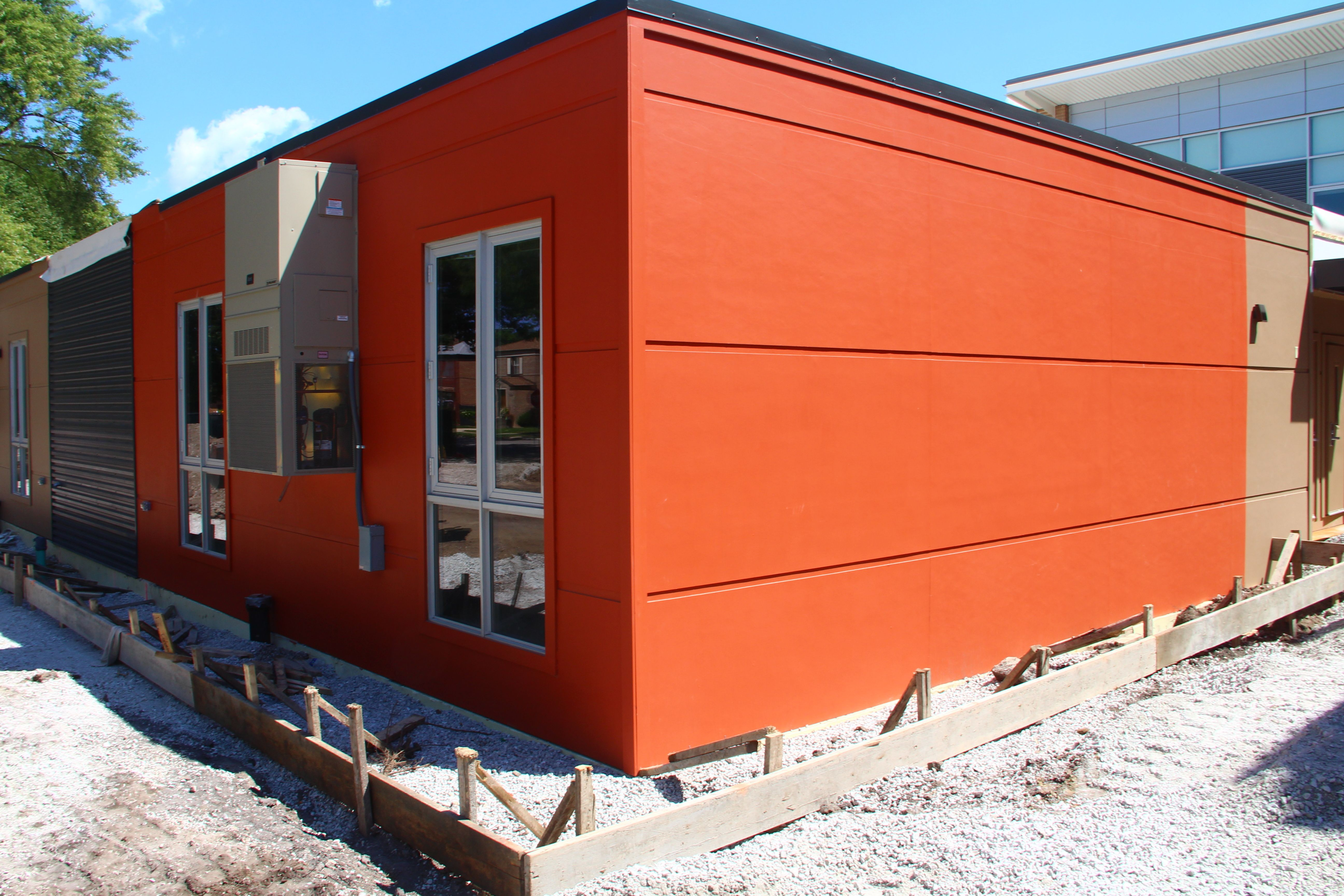 featured image Mount Greenwood Elementary School Modular