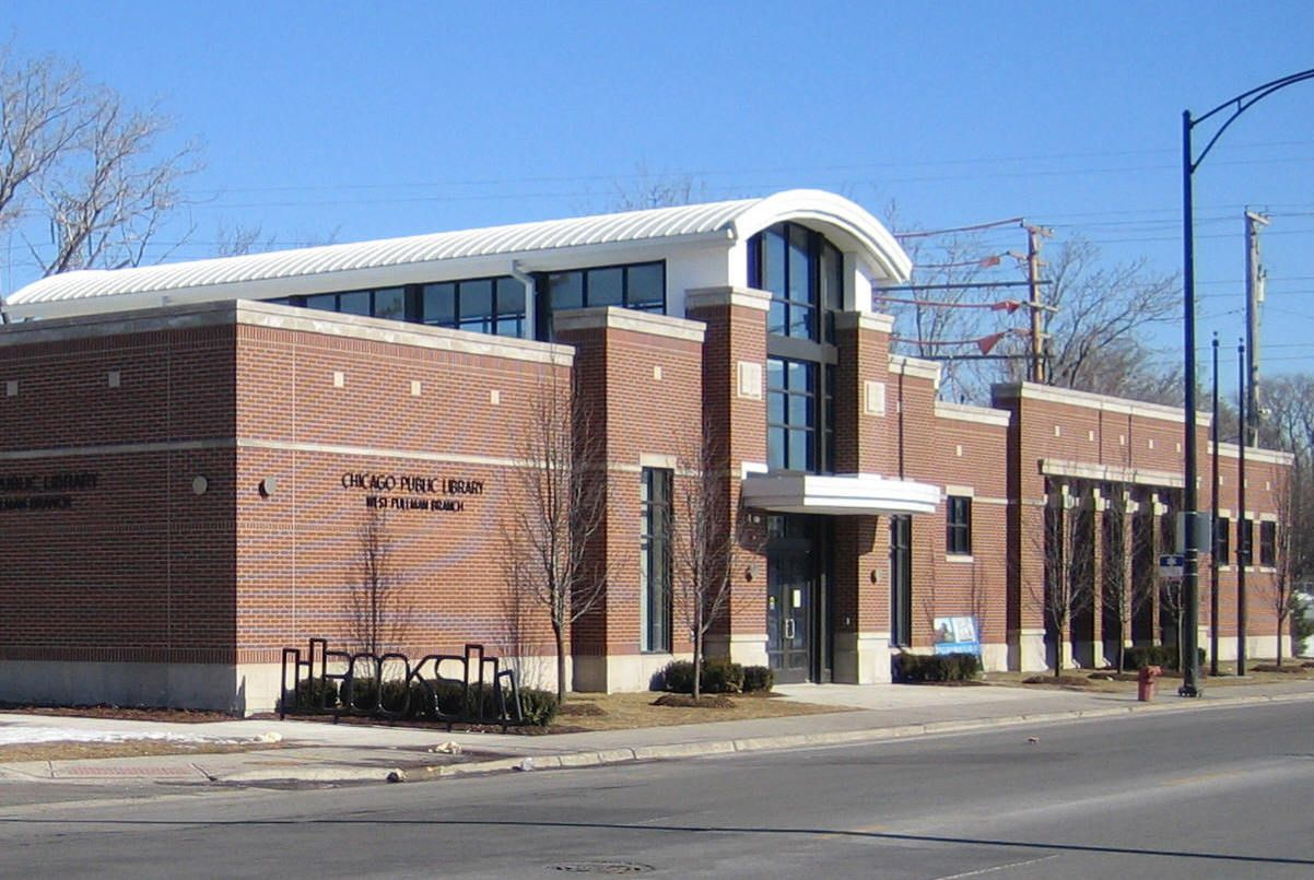 featured image West Pullman Branch Library Early Learning Educational Enhancements