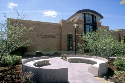 featured image Archer Heights Branch Library