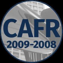 ComprehensiveAnnualFinancialReport_2009-2008