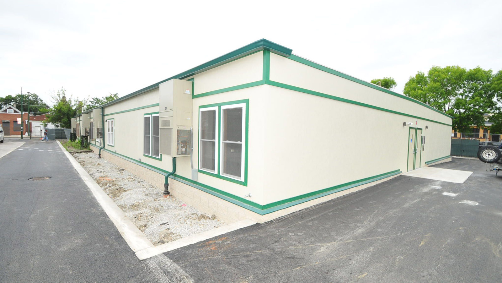 featured image Enrico Tonti Elementary School Modular